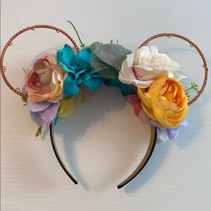 Castle Bound Supply Co Floral Ears